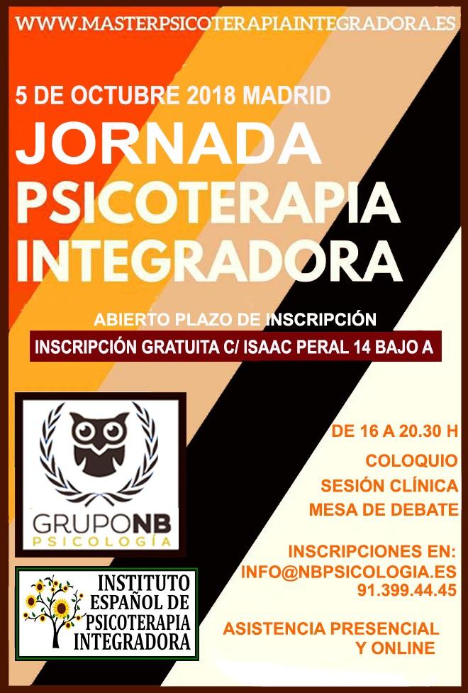 JORNADA PSICOTERAPIA INTEGRADORA 4f86d4ff00b